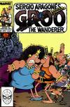 Cover for Sergio Aragonés Groo the Wanderer (Marvel, 1985 series) #74 [Direct]