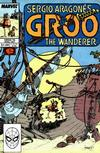 Cover for Sergio Aragonés Groo the Wanderer (Marvel, 1985 series) #76 [Direct]
