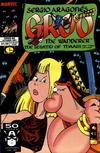 Cover for Sergio Aragonés Groo the Wanderer (Marvel, 1985 series) #82 [Direct Edition]