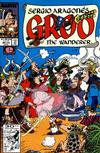 Cover for Sergio Aragonés Groo the Wanderer (Marvel, 1985 series) #85 [Direct Edition]