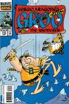 Cover for Sergio Aragonés Groo the Wanderer (Marvel, 1985 series) #115