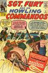 Cover for Sgt. Fury (Marvel, 1963 series) #3