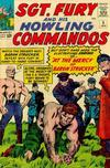 Cover for Sgt. Fury (Marvel, 1963 series) #5 [Regular Edition]