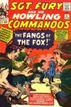Cover for Sgt. Fury (Marvel, 1963 series) #6