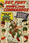 Cover for Sgt. Fury (Marvel, 1963 series) #12