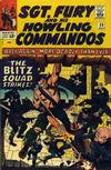 Cover for Sgt. Fury (Marvel, 1963 series) #20