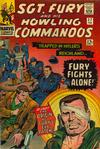 Cover for Sgt. Fury (Marvel, 1963 series) #27