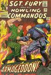 Cover for Sgt. Fury (Marvel, 1963 series) #29