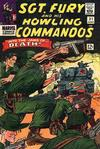 Cover for Sgt. Fury (Marvel, 1963 series) #31