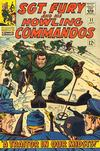 Cover for Sgt. Fury (Marvel, 1963 series) #32