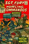 Cover for Sgt. Fury (Marvel, 1963 series) #34