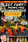 Cover for Sgt. Fury and His Howling Commandos (Marvel, 1974 series) #124