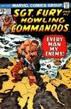 Cover for Sgt. Fury and His Howling Commandos (Marvel, 1974 series) #127