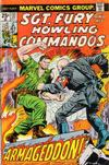 Cover for Sgt. Fury and His Howling Commandos (Marvel, 1974 series) #131