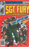 Cover for Sgt. Fury and His Howling Commandos (Marvel, 1974 series) #151
