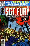 Cover for Sgt. Fury and His Howling Commandos (Marvel, 1974 series) #160