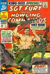 Cover for Sgt. Fury Annual (Marvel, 1965 series) #3