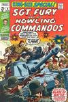 Cover for Sgt. Fury Annual (Marvel, 1965 series) #6