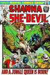 Cover for Shanna, the She-Devil (Marvel, 1972 series) #1