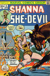 Cover for Shanna, the She-Devil (Marvel, 1972 series) #3