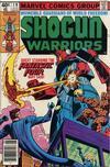 Cover for Shogun Warriors (Marvel, 1979 series) #19