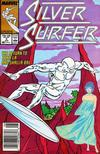 Cover for Silver Surfer (Marvel, 1987 series) #2 [Newsstand]