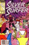 Cover for Silver Surfer (Marvel, 1987 series) #4 [Newsstand]
