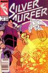 Cover for Silver Surfer (Marvel, 1987 series) #5 [Newsstand]