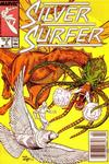 Cover for Silver Surfer (Marvel, 1987 series) #8 [Newsstand]