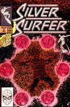 Cover for Silver Surfer (Marvel, 1987 series) #9 [Direct]
