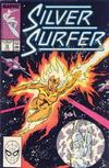 Cover for Silver Surfer (Marvel, 1987 series) #12 [Direct]