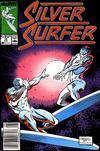 Cover for Silver Surfer (Marvel, 1987 series) #14 [Newsstand]