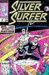 Cover for Silver Surfer (Marvel, 1987 series) #15 [Direct]