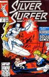 Cover for Silver Surfer (Marvel, 1987 series) #16 [Direct]
