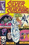 Cover for Silver Surfer (Marvel, 1987 series) #17 [Direct]