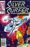 Cover for Silver Surfer (Marvel, 1987 series) #19 [Newsstand]