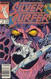 Cover for Silver Surfer (Marvel, 1987 series) #22 [Newsstand]