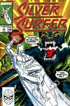 Cover for Silver Surfer (Marvel, 1987 series) #23 [Direct]