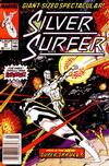 Cover for Silver Surfer (Marvel, 1987 series) #25 [Newsstand]