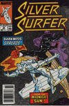 Cover for Silver Surfer (Marvel, 1987 series) #29 [Newsstand edition]