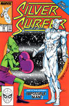 Cover for Silver Surfer (Marvel, 1987 series) #33