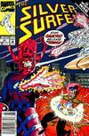 Cover for Silver Surfer (Marvel, 1987 series) #67 [Newsstand]