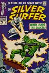 Cover for The Silver Surfer (Marvel, 1968 series) #2