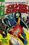 Cover for The Silver Surfer (Marvel, 1968 series) #5