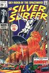 Cover for The Silver Surfer (Marvel, 1968 series) #8