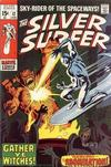 Cover for The Silver Surfer (Marvel, 1968 series) #12