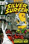 Cover Thumbnail for The Silver Surfer (1968 series) #13 [Regular Edition]