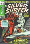 Cover for The Silver Surfer (Marvel, 1968 series) #16