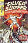 Cover for The Silver Surfer (Marvel, 1968 series) #18