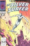 Cover for The Silver Surfer (Marvel, 1988 series) #2 [Direct]